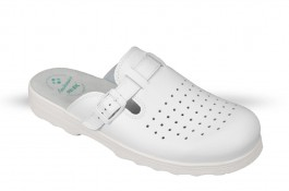 Men's Clogs Anatomico SM3 -  white