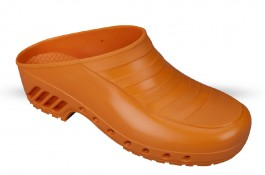 Surgical Clogs SO1-LUXOR - orange