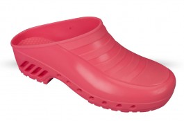 Surgical Clogs SO1-LUXOR - pink