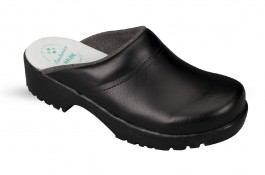 Women's and Men's Julex clogs 320 black