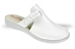 Women's Clogs Piumetta 4458 white