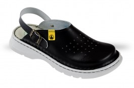Anatomico Clogs 4101-ESD-10 black