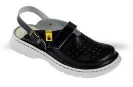 Anatomico Clogs 4102-ESD-10 black